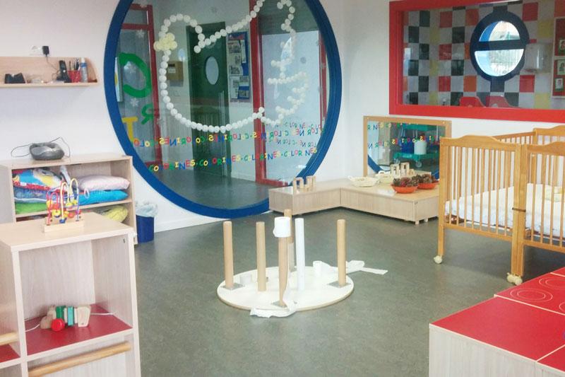 Aulas Escuela Infantil de Cadreita