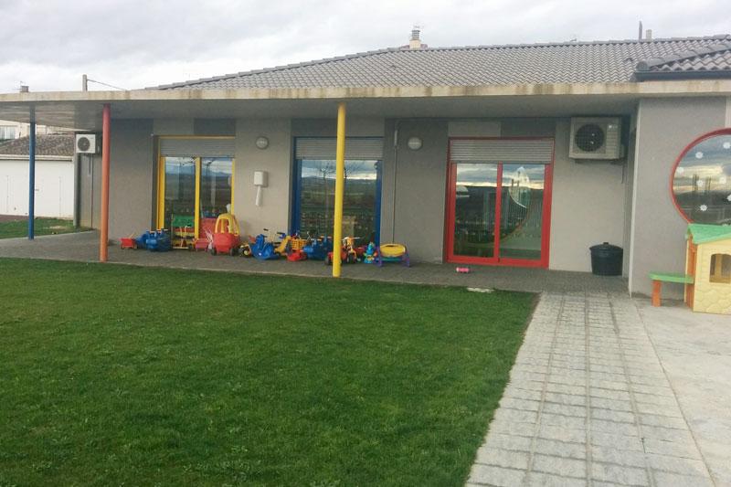 Patio Escuela Infantil de Cadreita