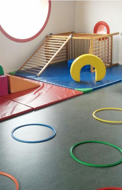Sala Psicomotricidad Escuela Infantil Cadreita