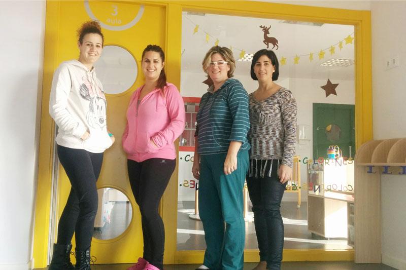 Equipo Escuela Infantil Cadreita