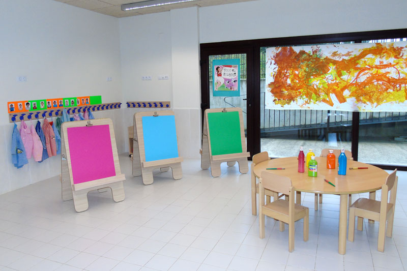 Instalaciones Escuela Infantil Mendigorria