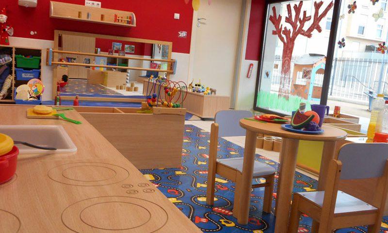 Instalaciones Escuela Infantil de Mendigorria