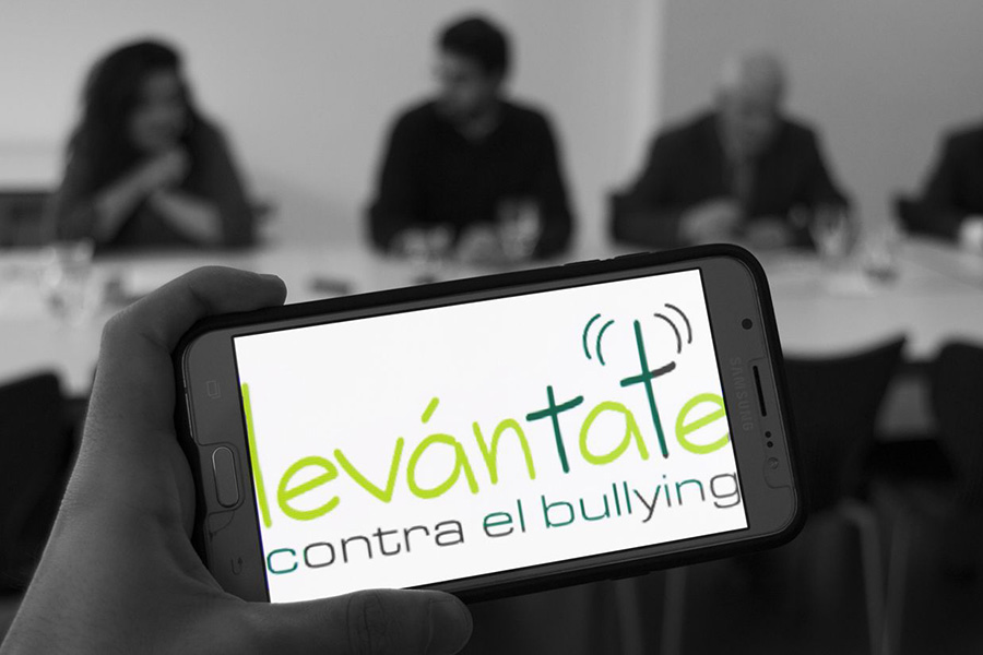 Levantate-contra-el-Bullying